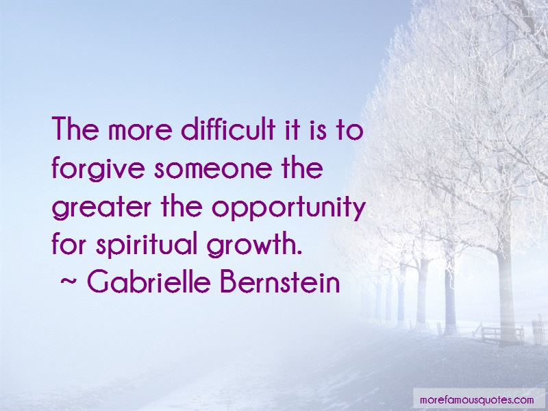 Quotes About Spiritual Growth