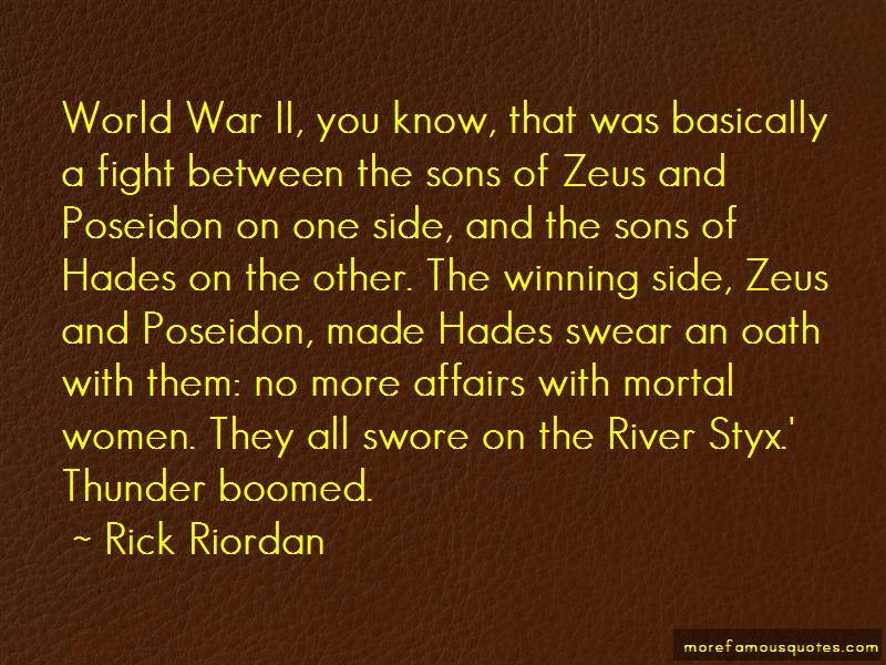 Quotes About Styx