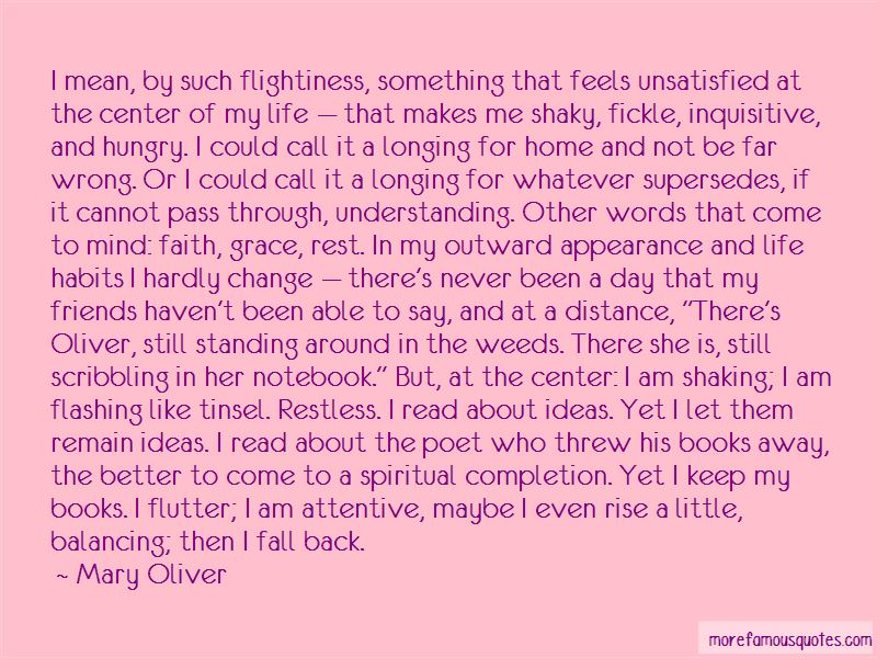 Quotes About Unsatisfied