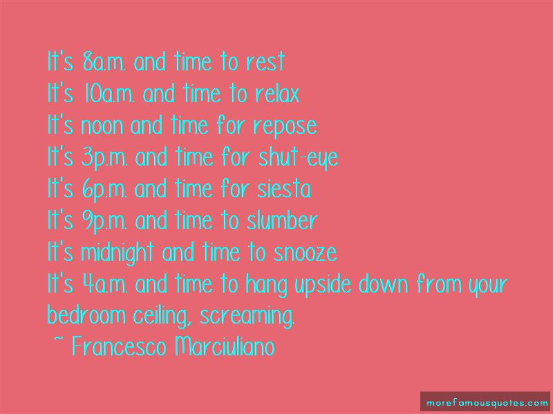 Siesta Time Quotes Pictures 4