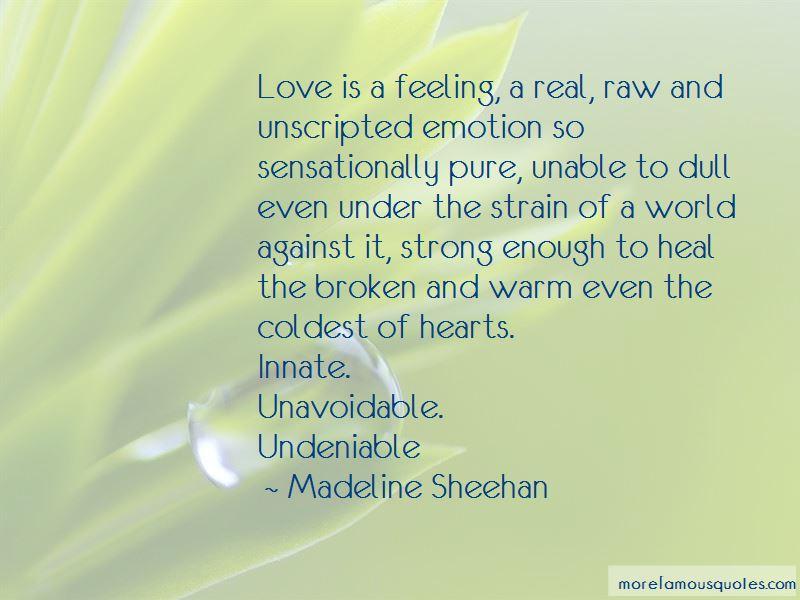 Broken Emotion Quotes