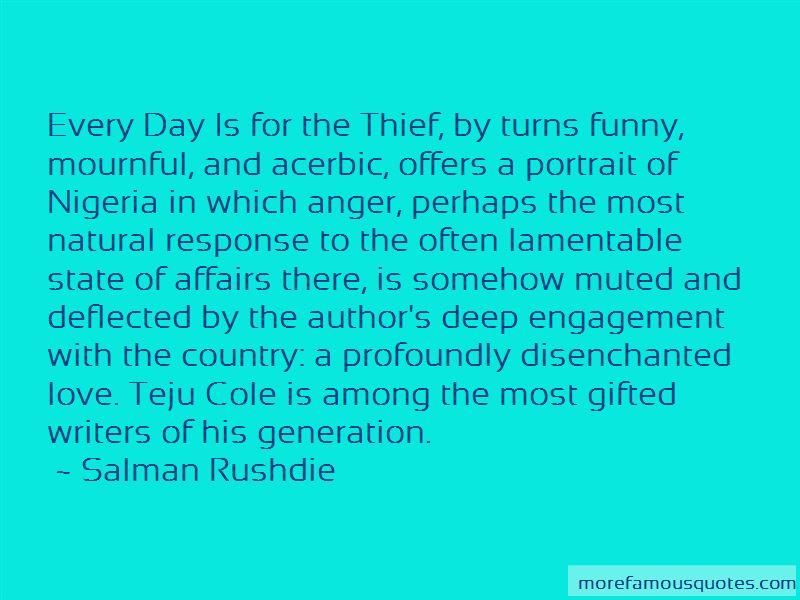 Nigeria Funny Quotes