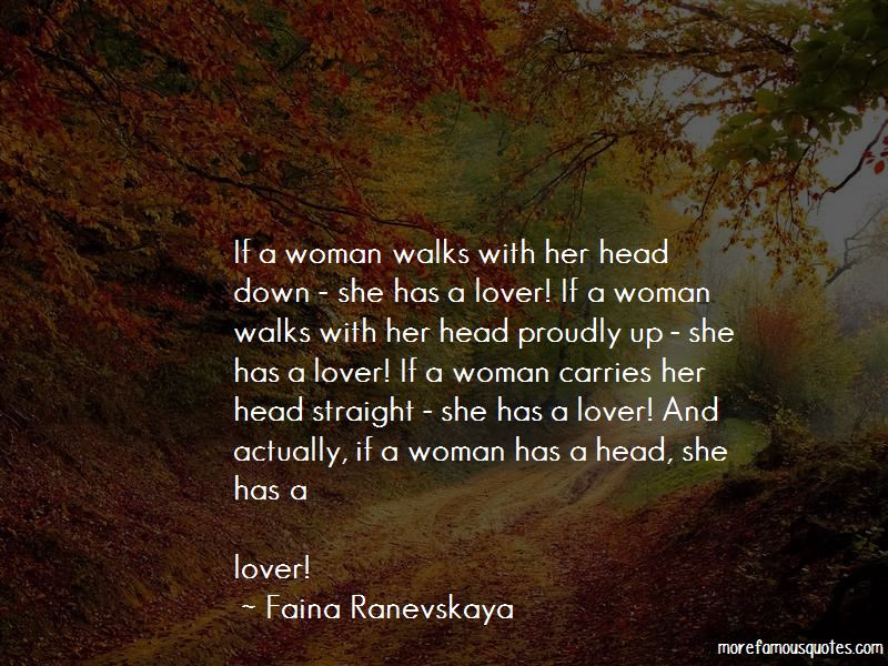 Proudly Woman Quotes