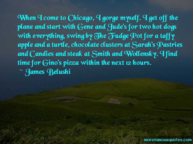 Quotes About Chicago Pizza