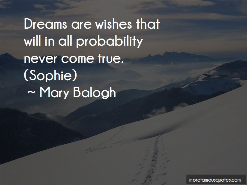 Dreams That Will Never Come True Quotes Pictures 4