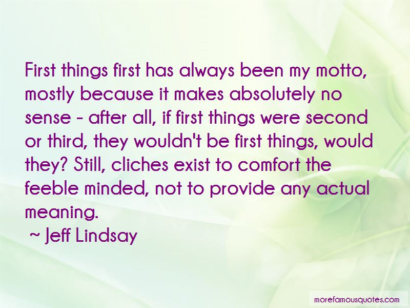 Quotes About Feeble Minded Top 34 Feeble Minded Quotes From Famous
