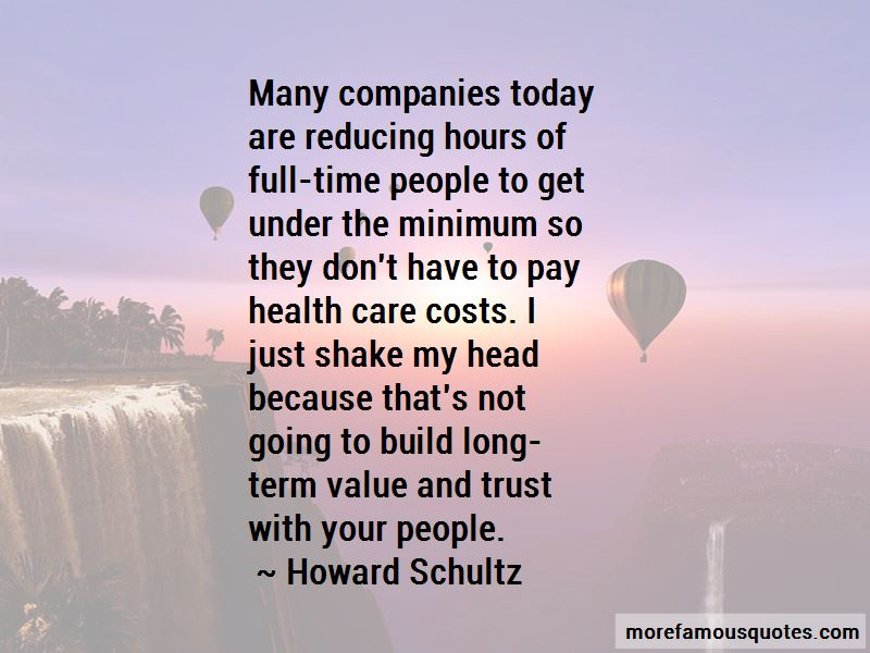 Quotes About Health Care Costs