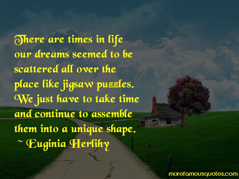 Quotes About Jigsaw Puzzles: Top 10 Jigsaw Puzzles Quotes