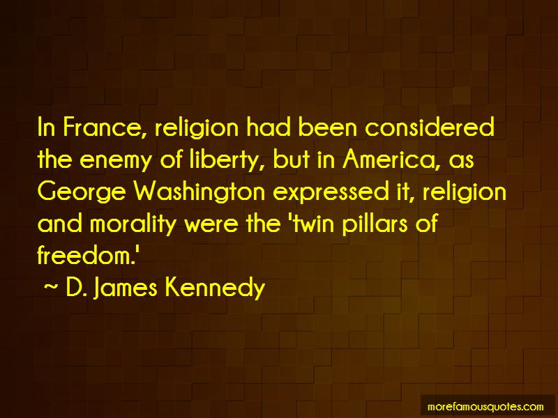 Quotes About Liberty By George Washington