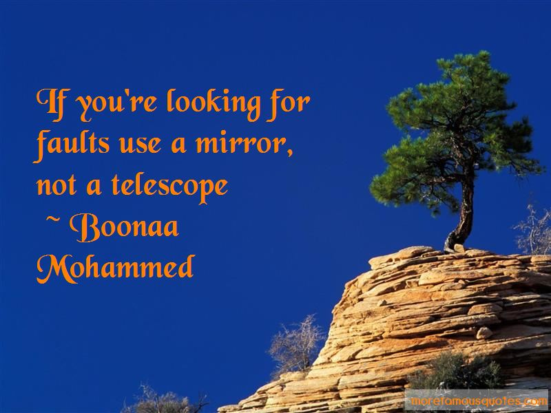 Quotes About Looking For Faults