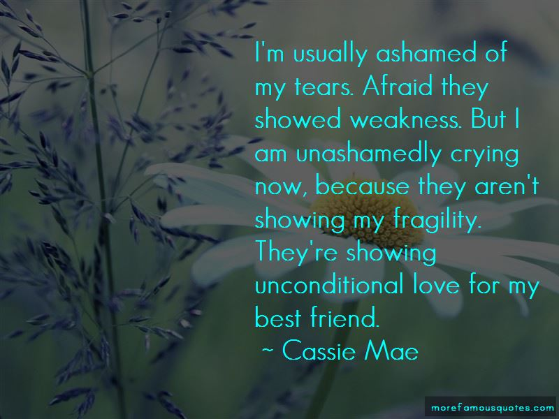Quotes About Love And Fragility