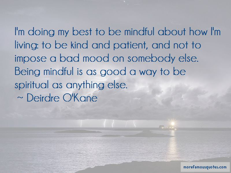quotes about being in a bad mood