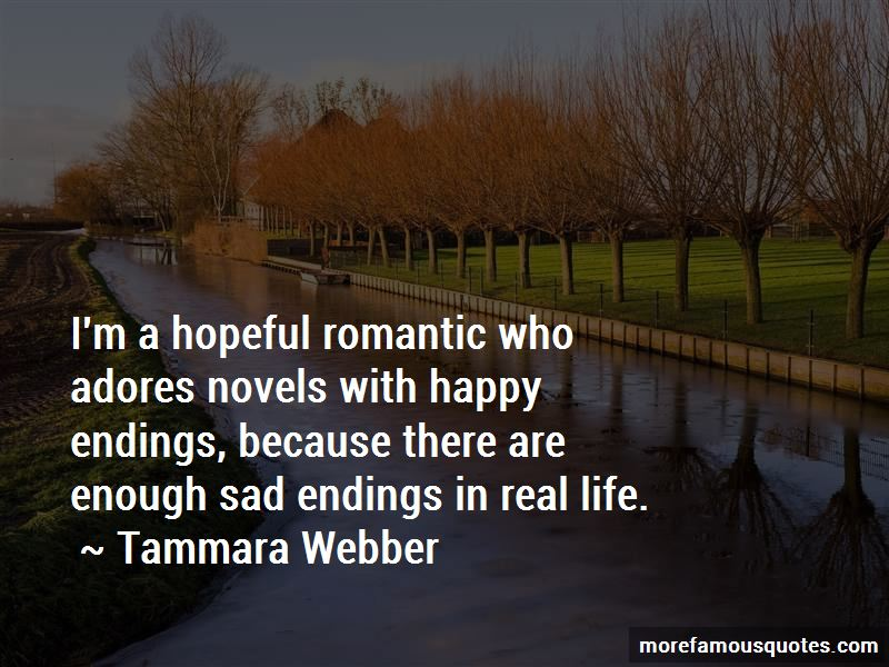 Quotes About Sad Endings
