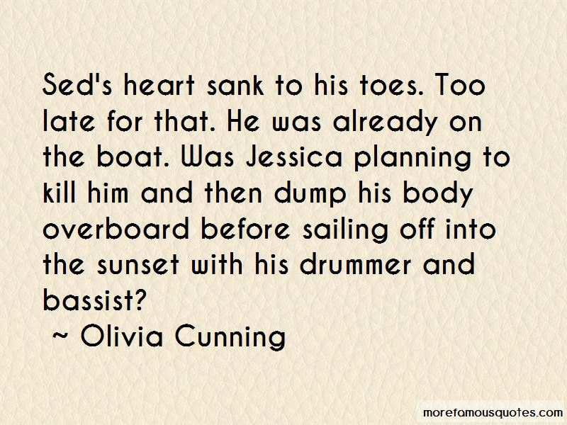 Quotes About Sailing Into The Sunset