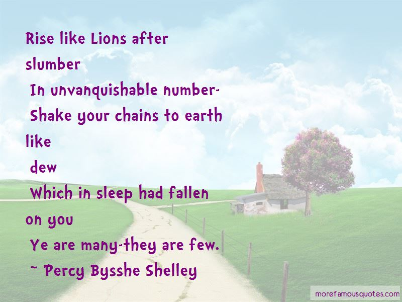 Quotes About Slumber