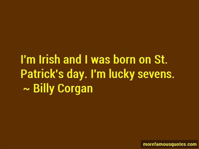 Quotes About St Patrick's Day