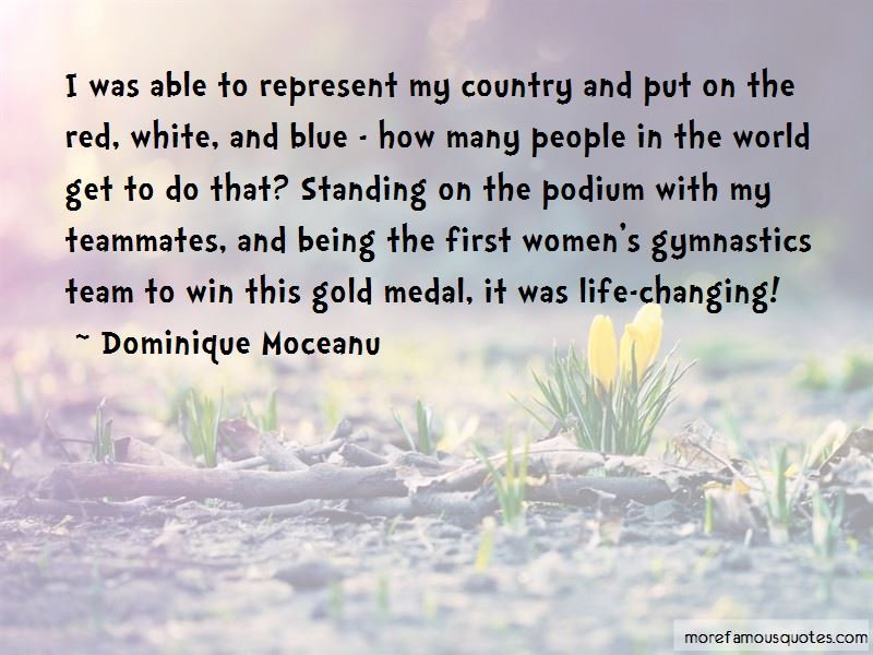 Quotes About Teammates Gymnastics