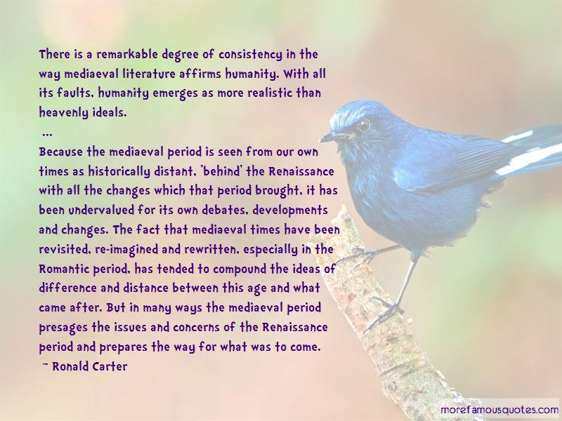 Quotes About The Renaissance Period