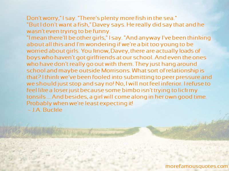 Plenty Of Other Fish In The Sea Quotes Pictures 2
