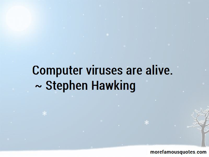 Quotes About Computer Viruses