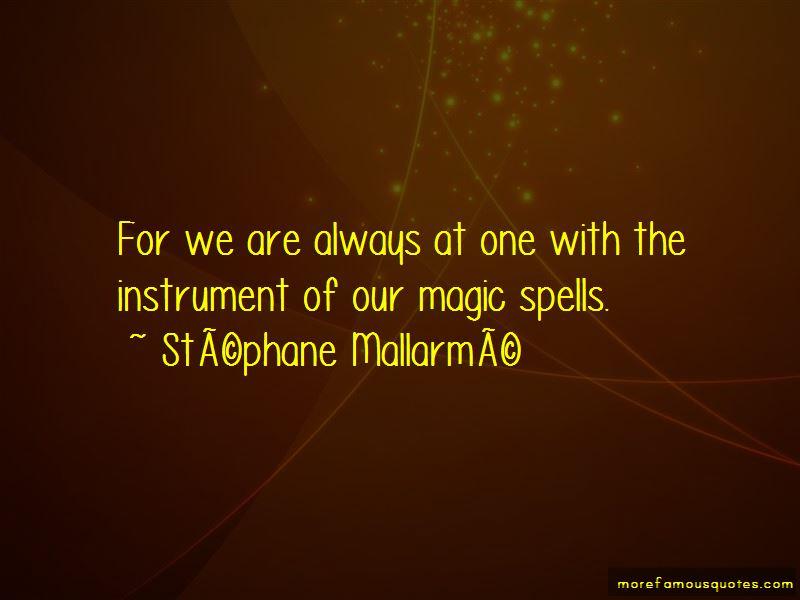 Magic Spells Quotes Pictures 2