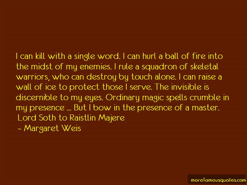 Quotes About Magic Spells