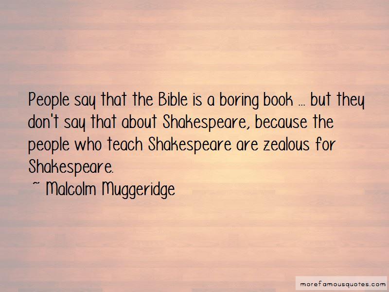 Zealous Bible Quotes