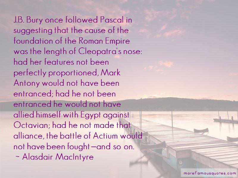 Battle Of Actium Quotes