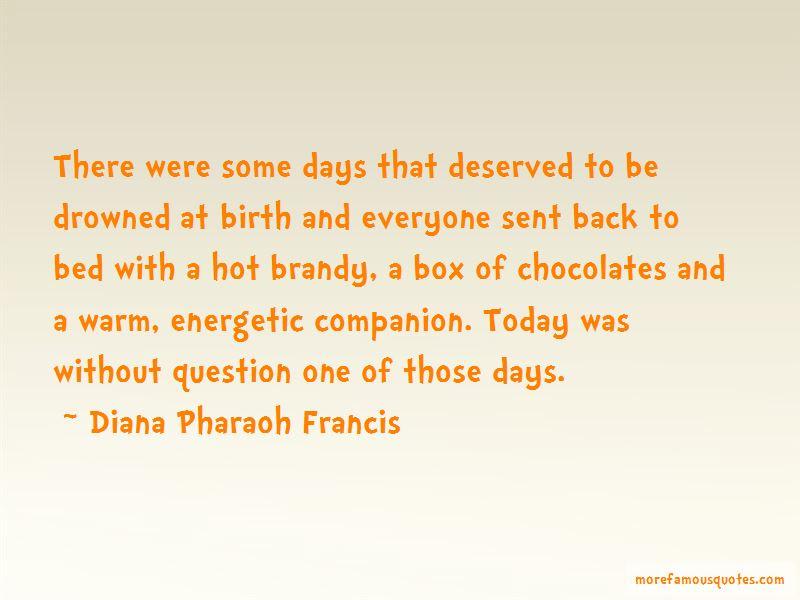 Hot Chocolates Quotes