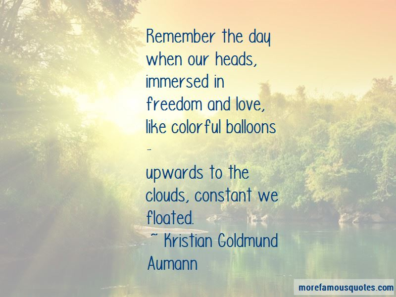 Quotes About Colorful Balloons
