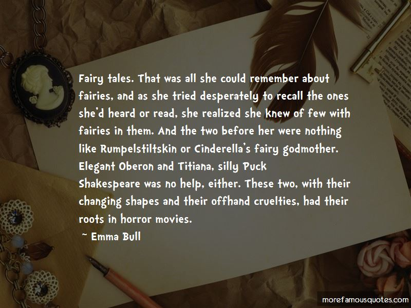 Quotes About Fairies Shakespeare