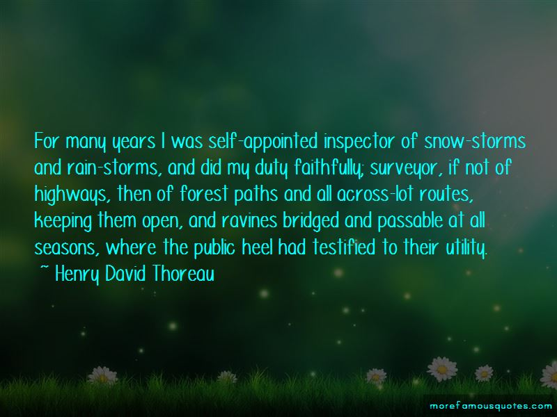 Quotes About Forest Paths