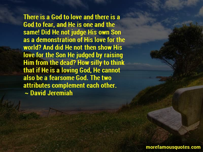 God As Judge Quotes Pictures 2
