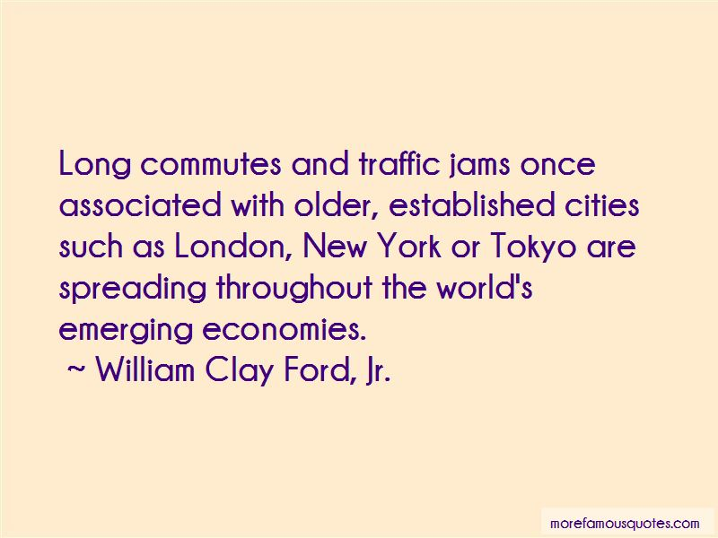 Quotes About Long Commutes
