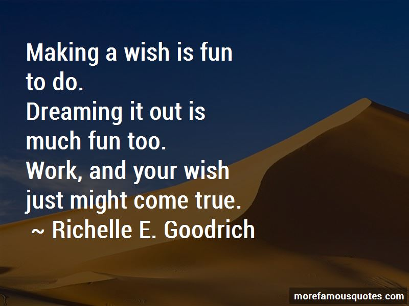Making A Wish Quotes Pictures 3