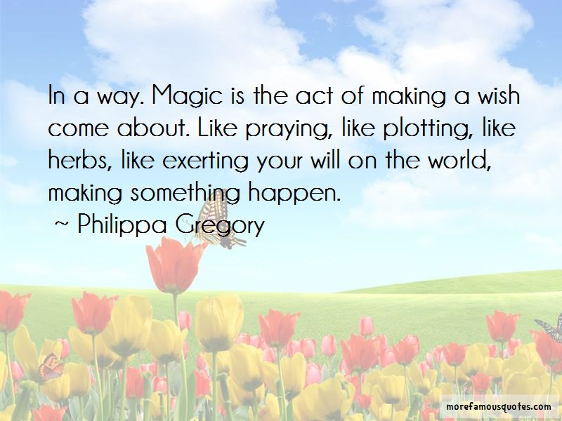 Quotes About Making A Wish
