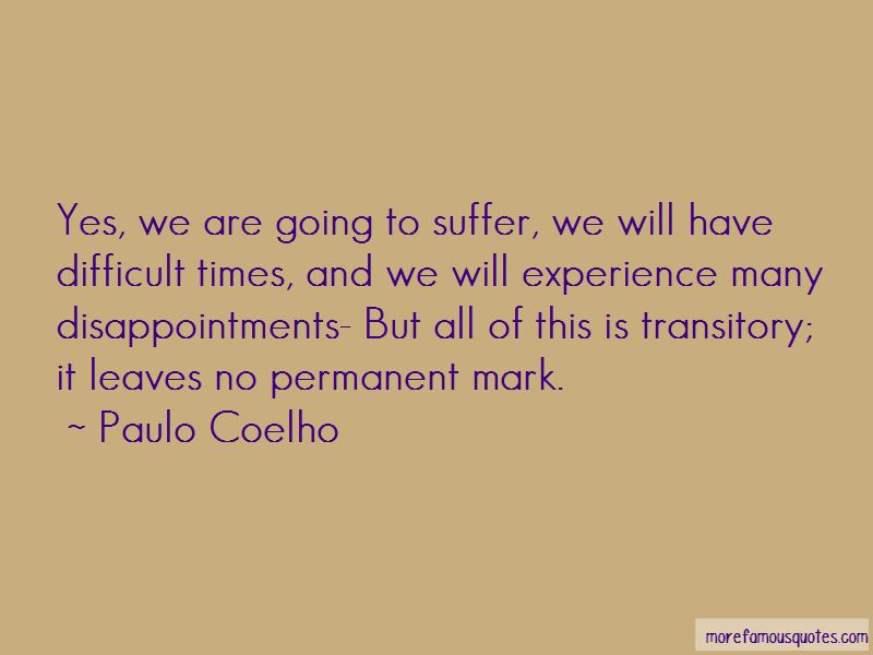 Quotes About Permanent