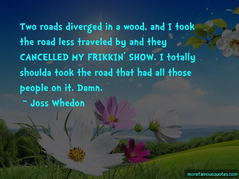 Roads Less Traveled Quotes Pictures 2