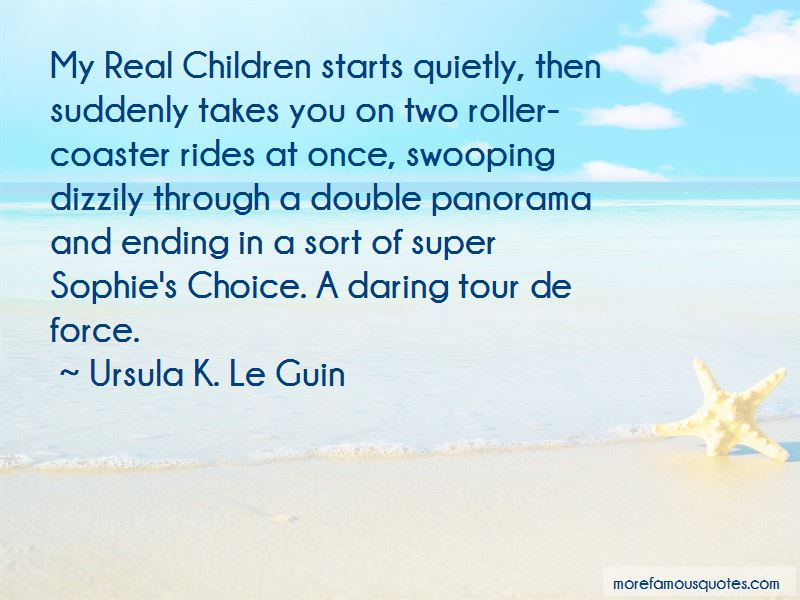 Quotes About Roller Coaster Rides