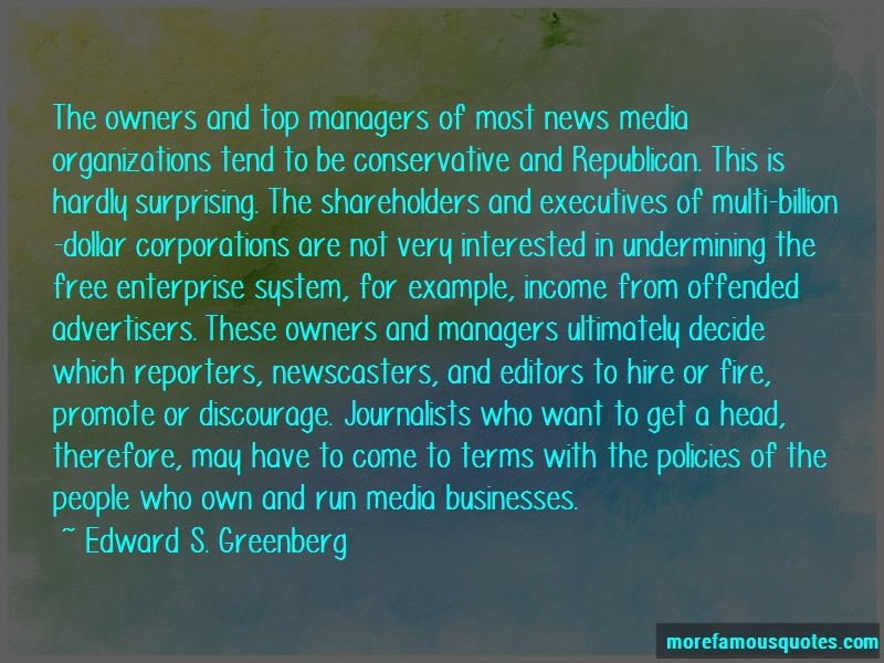 Quotes About Shareholders