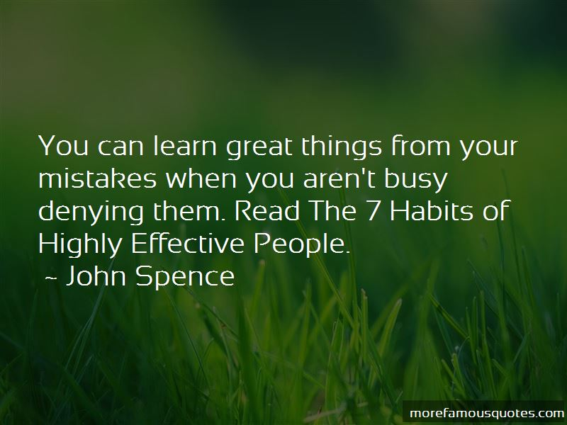 Quotes About The 7 Habits