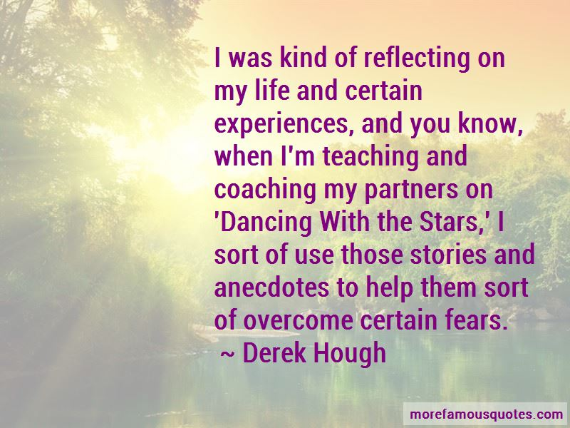 Reflecting On Life Experiences Quotes
