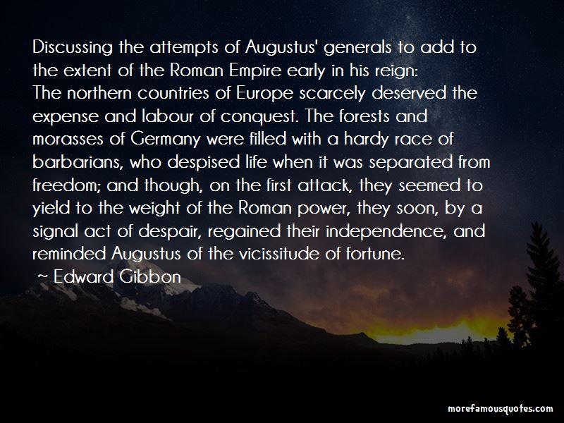 Roman Generals Quotes