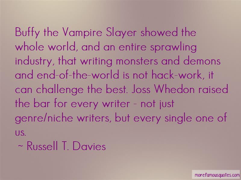 Buffy Slayer Quotes