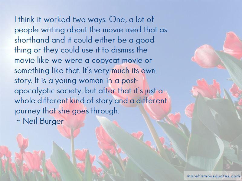 Copycat Movie Quotes