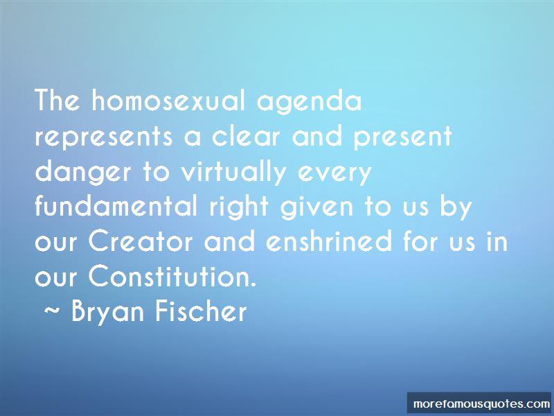Homosexual Agenda Quotes Pictures 4