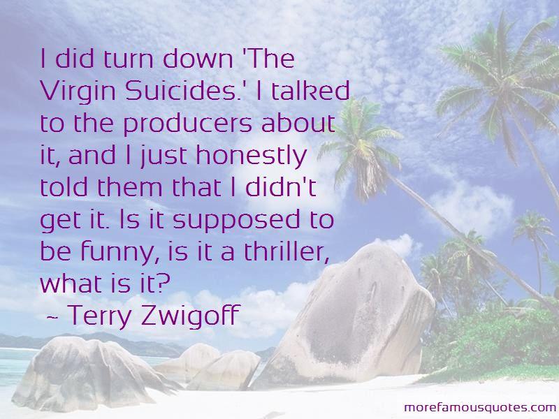 I'm A Virgin Funny Quotes