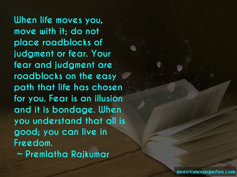 Life Move On Quotes