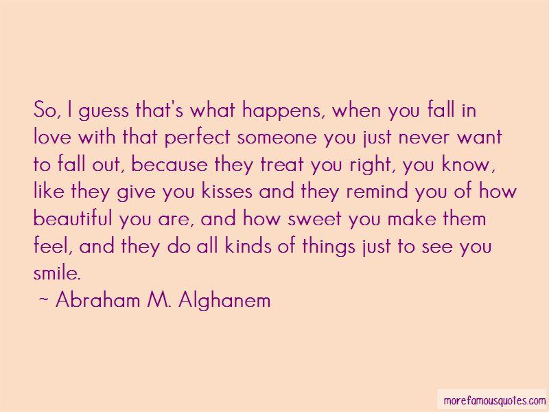Love Happens Smile Quotes