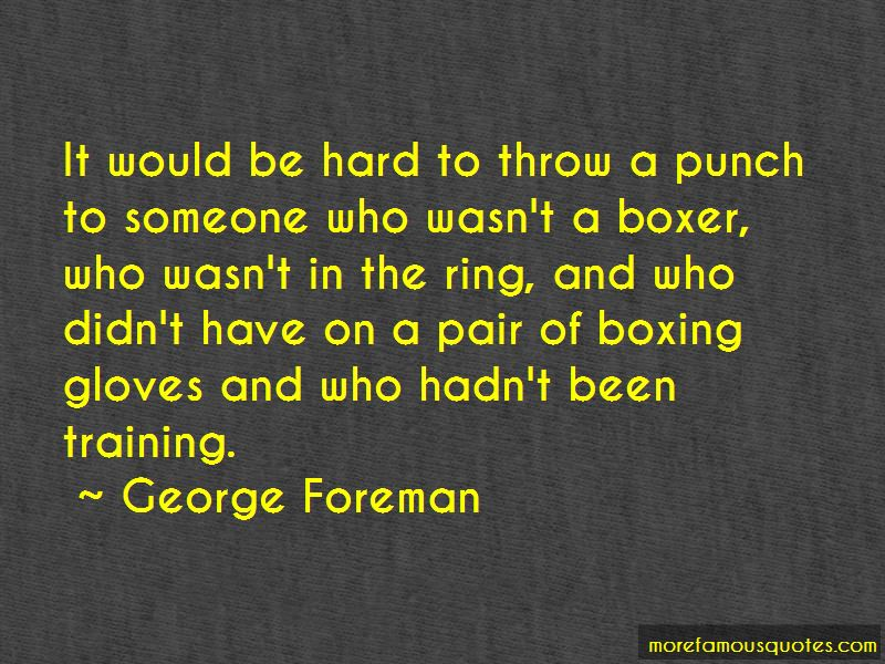 Quotes About Boxing Gloves